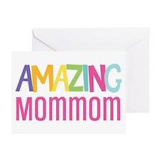 Amazing Mommom Greeting Card
