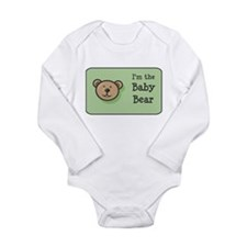 Funny Reader Long Sleeve Infant Bodysuit