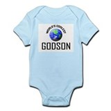 World's Coolest GODSON Onesie