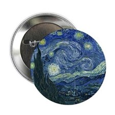 "Unique Stary 2.25"" Button (100 pack)"