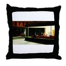 Cute Graphic artist Throw Pillow
