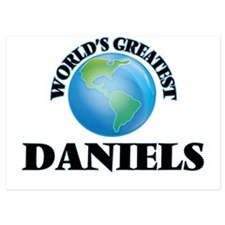 World's Greatest Daniels Invitations