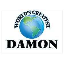 World's Greatest Damon Invitations
