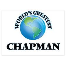 World's Greatest Chapman Invitations