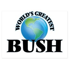 World's Greatest Bush Invitations