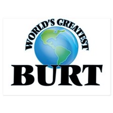 World's Greatest Burt Invitations