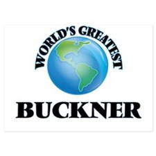 World's Greatest Buckner Invitations