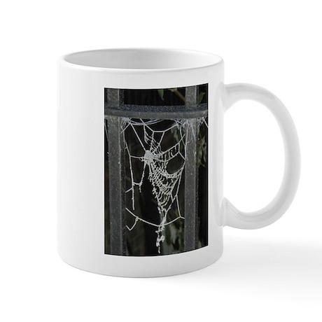 Frozen Spiderweb Mugs