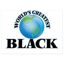 World's Greatest Black Invitations