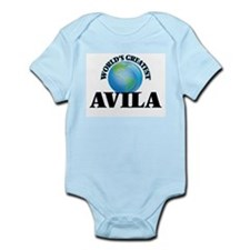 World's Greatest Avila Body Suit