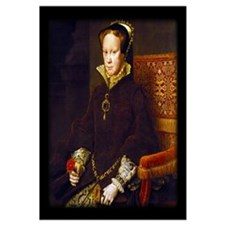 Queen Mary I. Wall Art