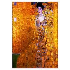 Klimt: Adele Bloch-Bauer I. Wall Art