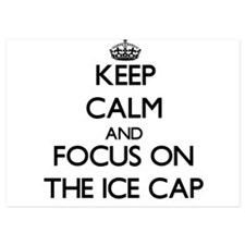 Keep Calm by focusing on The Ice Cap Invitations