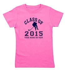 Class Of 2015 Hockey Girl's Tee