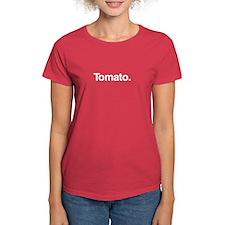 Tomato. Tee