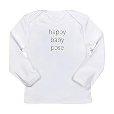 Yoga Long Sleeve Infant T-Shirt