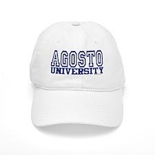 AGOSTO University Baseball Cap