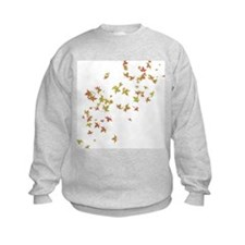 Falling Autumn Leaves Sweatshirt