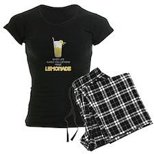 Make Lemonade Pajamas