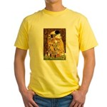 The Kiss & Chihuahua Yellow T-Shirt