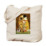 The Kiss & Chihuahua Tote Bag