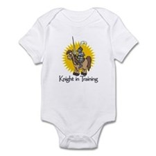 """Knight in Training"" Infant Bodysuit"