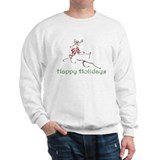 Happy Holidays Sweater