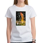 Fairies & Chihuahua Women's T-Shirt