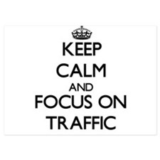 Keep Calm by focusing on Traffic Invitations