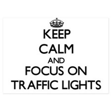 Keep Calm by focusing on Traffic Light Invitations