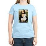 Mona's Coton de Tulear Women's Light T-Shirt