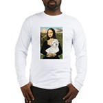 Mona's Coton de Tulear Long Sleeve T-Shirt