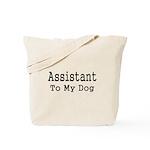Humorous Animal Tote Bag