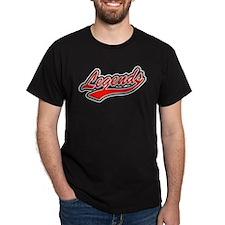 Legend Mens Script T-Shirt
