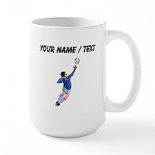 Custom Soccer Goalie Mugs