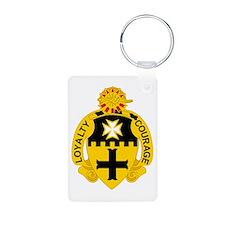 5th Cavalry Regiment Keychains