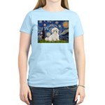 Starry / Coton de Tulear (#7) Women's Light T-Shir