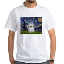 Starry Night Coton de Tulear Shirt