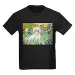 Irises / Coton Kids Dark T-Shirt