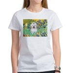 Irises / Coton Women's T-Shirt