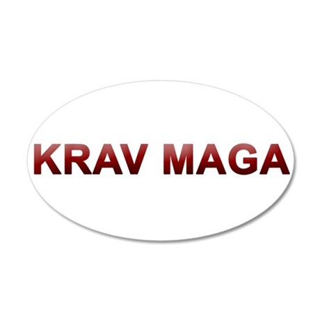 KRAV MAGA Wall Decal