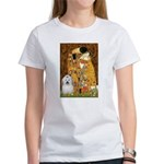 The Kiss / Coton Women's T-Shirt