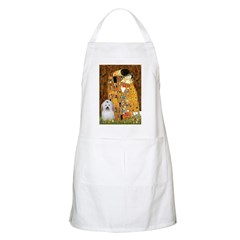 The Kiss / Coton Apron