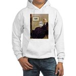 Mom's Coton Hooded Sweatshirt
