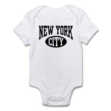 New York City Infant Bodysuit
