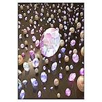 Diamonds And Pearls Wall Art
