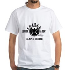 Personalized Junior SHIELD Agent Shirt