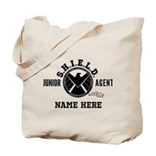 Personalized Junior SHIELD Agent Tote Bag