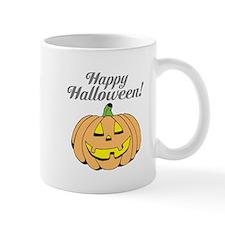 Jack o lantern pumpkin face carving Mugs