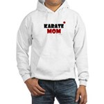 Karate Mom 1 (Cinnamon) Hooded Sweatshirt